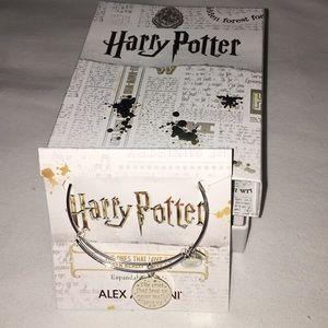 Alex and ani Harry Potter bracelet new